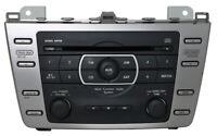 MAZDA 6 CD RADIO MP3 PLAYER CAR STEREO DECODED 2008 2009 2010 2011 2012