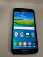 Samsung Galaxy S5 16GB Black SM-G900A (AT&T) Android Smartphone JV9134