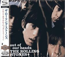 ROLLING STONES-OUT OF OUR HEADS-JAPAN SHM-CD E50