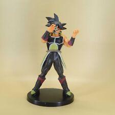 """DragonBall Z saiyan  Bardock  PVC  Figure Statue 8"""" loose  #KI8"""