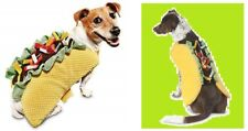 "PetCo""Bootique""Dog Costume TACO Extra Large Novelty""Coat""NEW Cinco de Mayo XL"