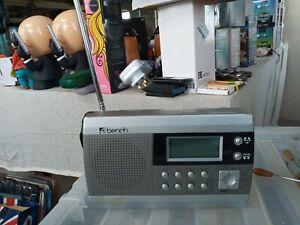Bench KH 2028 Digital World Receiver Radio used