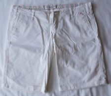 Abercrombie & Fitch Ladies Womens White Shorts - Size 0