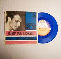 "TOMMY ROE ""Gonna Take A Chance"" (1963) MEGA RARE Swedish 45/PS TEEN ROCK"