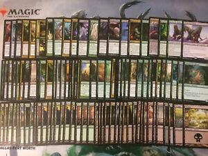 Golgari Partner Aggro Commander EDH Deck Rare Lot Magic the Gathering MTG