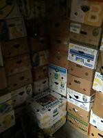 Konvolut Flohmarktkisten, Überaschungskisten ca 200 Kisten Auflösung Kiste 7,99