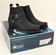 Kochmann City Biker gr.46 Black Motorcycle Shoes short Boots