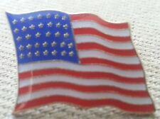 35 STAR U.S. FLAG LAPEL PIN HAT TAC NEW