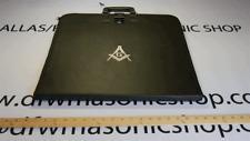 Masonic Regalia COLLAR AND APRON BAG CASE BLUE LARGE
