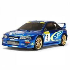 Tamiya 1/10 RC Car Series No.631 Subaru Impreza Monte-Carlo TT-02 Kit 58631 NEW