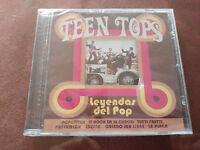 Teen Tops Sagen del Pop CD 2012 Breeze Sl Neu
