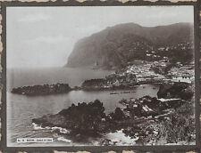 Original Vintage 1900s MADEIRA Camara de Lobos, Azores Islands
