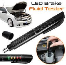 Brake Fluid Tester LED Moisture Water Compact Tool Test Indicator Pen DOT3/4 P2