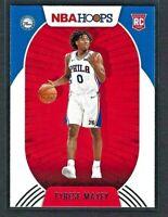 2020-21 Panini NBA Hoops Tyrese Maxey Rookie Sixers RC #207 Philadelphia 76er,s