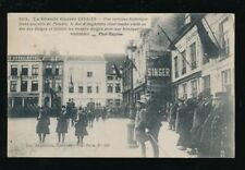 Belgian Unposted Collectable Military Postcards