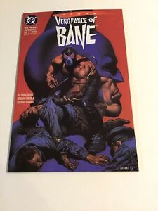 BATMAN: VENGEANCE OF BANE #1 NM 1ST APPEARANCE OF BANE AND ORIGIN FIRST PRINTING