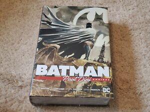DC COMICS - BATMAN BY PAUL DINI OMNIBUS HC - SEALED OOP RARE - 2020 - FS w/BIN!!