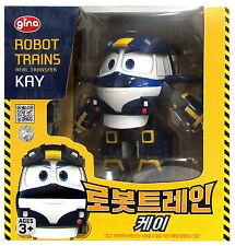 Robot Train KAY RT Transformer Train Robot Toy Car/Korea Character Action Figure