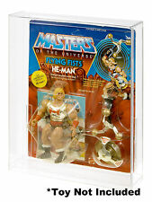 MOTU Deluxe Carded A Acrylic Display Case