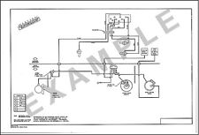 1985 Ford Mustang SVO Brakes Vacuum Diagram without AC