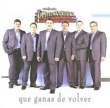 Que Ganas De Volver by Conjunto Primavera