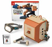 Labo Toy-Con 02: Robot Kit for Nintendo Switch (READ DESCRIPTION)