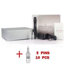 beautimate Derma Pen Professional Microneedle System + 14 Cartridges (10x 9 Pin)