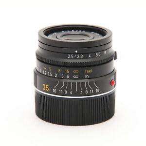 Leica Summarit M35mm F/2.5 #401