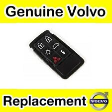 Genuine Volvo S80 II V70 III XC60 S60 V60 (07) Llavero botones de goma (tipo 6)