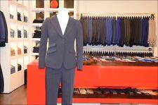 6267 - klassisches-modernes Kostüm & Hosenanzug, dunkelblau, Gr46 / Reg EUR 1500