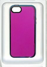 Belkin Grip Candy Sheer [perfect fit] Case for iPhone 5 5S SE- Purple / Teal