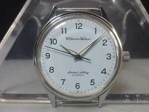 Vintage 1970 CITIZEN mechanical watch [Homer Second Setting] 21J Cal.0911 東南鉄