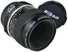 Nikon AIS 55mm 2.8 Micro-Nikkor-MACRO -