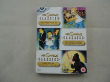The Simpsons - Too Hot For TV / Dark Secrets / Bart Wars (DVD, 2005, 3-Disc Set)