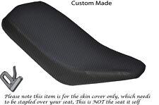 CARBON FIBRE VINYL CUSTOM FITS BASHAN 200 QUAD DUAL SEAT COVER ONLY