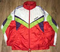 ADIDAS Jacket Veste Chaqueta Tricolore Made in France Ventex