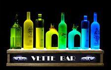 """24"""" LED CORVETTE bar  shot glass / liquor bottle display light"""