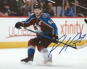Gabriel Landeskog Autographed Signed 8x10 Photo ( Avalanche ) REPRINT