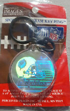 MIAMI DOLPHINS NFL IMAGES HOLOGRAM KEY CHAIN KEYCHAIN KEY RING SUH TANNEHILL