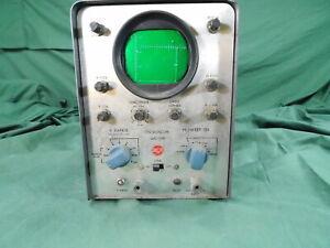 Vintage Electronics RCA OSCILLOSCOPE W0-33A Diagnostic Antique Radio Device