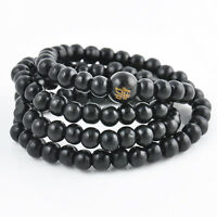 Sandalwood Buddhist Buddha Meditation Prayer Bead Mala Bracelet/Necklace 6mm*108