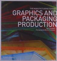 Grafica e Confezione Produzione (The Produzione Guide) di Rob Thompson, Ma