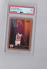 1990 Skybox Michael Jordan #41* PSA 9 * Mint * Free Shipping* Just Graded