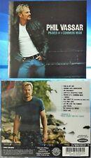 Phil Vassar - Prayer Of A Common Man (CD,2008,Universal South Records (BMG),USA)