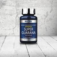 Scitec Nutrition -  Super Guarana 100 tabl.
