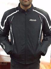 KT Rksports Black TEXTILE MOTORBIKE MOTORCYCLE JACKET