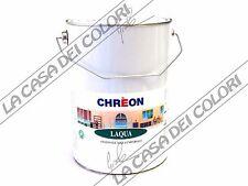 CHREON LAQUA - BIANCO OPACO - 3 lt - SMALTO ALL'ACQUA