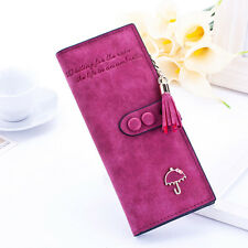 Fashion Lady Women Leather Clutch Wallet Long Card Holder Case Purse Handbag #Y