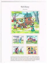 Sierra Leone,Mi.nr. 933,935 - 937 + Bl. 53,Walt Disney,postfrisch!