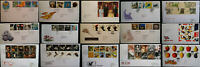 GB FDC 1999 - 2007 First Day Covers Commemorative Multi Listing from £0.99p